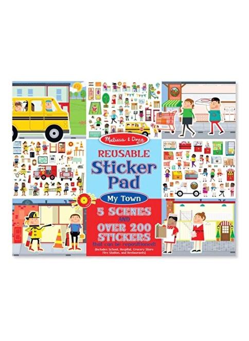 Melissa&Doug Sticker Renkli